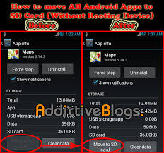 android install apps to sd card how to move all android apps to sd card without rooting device