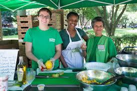 island soup kitchen volunteer individual volunteers city harvest