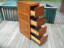 Oak File Cabinet 4 Drawer Globe Wernicke 4 Drw Oak File Cabinet C 1915 Hampshire Antique