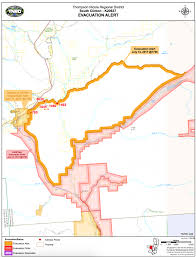 Wildfire Map Kamloops by Evacuation Alerts And Orders Issued For Clinton And Loon Lake Area