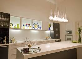 traditional kitchen ideas with pendant lighting for sloped