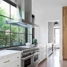 Range Hood Ideas Kitchen 25 Best Kitchen Stove Under Window Images On Pinterest Dream