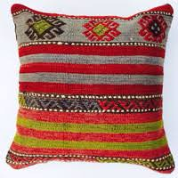 Shabby Chic Euro Shams by Colorful Bohemian Kilim Pillow Home Decor From Kilimrugstore On