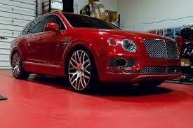 custom bentley bentayga car gallery