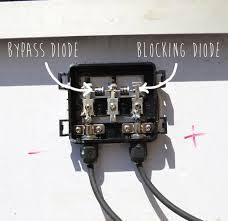 van solar panel installation and wiring vandog traveller
