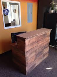 Retail Reception Desk Reception Front Desk Hostess Retail Cash Wrap Checkout Counter