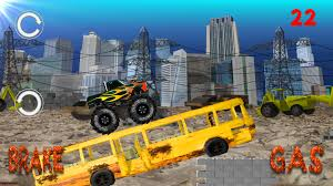 monster truck racing games free download monster truck junkyard 2 android apps on google play