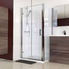 Shower Hinged Door Series 6 1000mm X 700mm Hinged Door Shower Enclosure