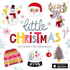 christmas stickers christmas stickers for your messages in ios 10