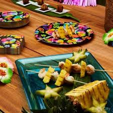 Pineapple Decoration Ideas Palm Tree Decorating Idea Party City