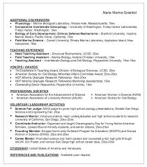 Homemaker Resume Example by Marine Biologist Resume Sample Http Resumesdesign Com Marine