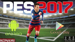 pes apk file pes 2017 apk data obb working pes 2017
