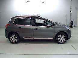 peugeot japan buy import peugeot peugeot 2008 2014 to kenya from japan auction
