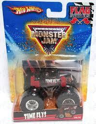 wheels monster jam truck flys 38 75 flag series 2010