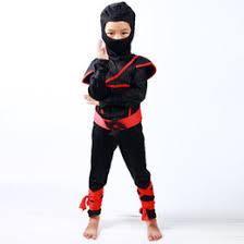 Samurai Halloween Costume Kids Halloween Costumes Boys Ninja Kids Halloween