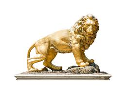 gold lion statues royalty free lion statue pictures images and stock photos istock