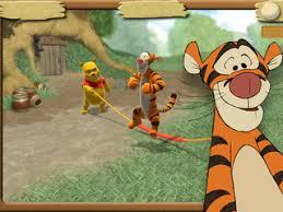 winnie pooh games disney games uk