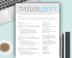 Modern Resume Templates Resume Templates For Microsoft Word Teacher Resume Template For