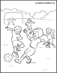 Soccer Coloring Pages Get Coloring Pages Soccer Coloring Page