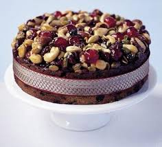 jewelled fruit nut u0026 seed cake recipe bbc good food