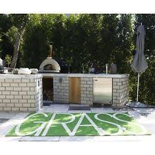 Outdoor Grass Rug Novogratz By Momeni Grass Area Rug 2 X 3 Ebay