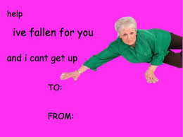 Valentine Cards Meme - 149 best valentine s day card memes images on pinterest valentine