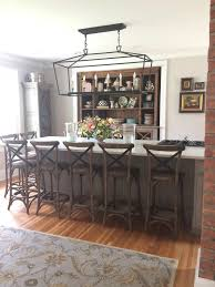 Farmhouse Table Centerpiece Dining Room Rustic With Arched Doorway Rustic Farmhouse Kitchen Remodel Tearing Down The Wall
