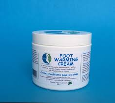 Caprylyl Capsicum by Happi Feet Foot Warming Cream 100g Soaps Lotions U0026 More