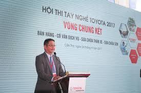 lexus nx in vietnam toyota vietnam organizes toyota national skills contest 2017 in