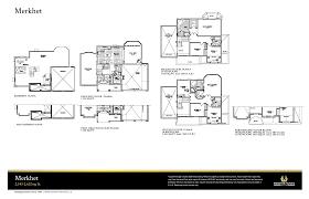 merkhet home floor plans phoenix homes