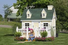 amazon com little cottage company cape cod diy playhouse kit 10