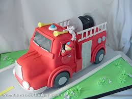 firetruck cakes kids birthday cake designs fondant cakes near katy tx how