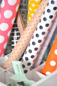 new year wrapping paper kara s party ideas wrapping paper station organizing the new