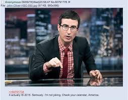 John Oliver Memes - purge the liberal tumor