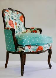 French Provincial Armchair French Twist