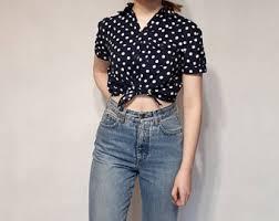 pattern jeans tumblr vintage tumblr shirt etsy