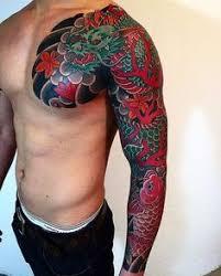 50 cool japanese sleeve tattoos for awesomeness japanese sleeve