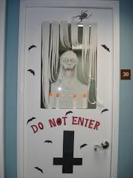 halloween door ideas halloween door decorations do not enter hallow pinterest