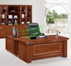 Wood Office Desks Excellent Furniture Wood Office Desk Boss Desk Computer Desk