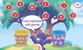 care bears fun learn tap tap tales