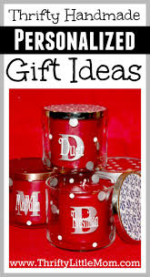 Personalized Gifts Ideas Thrifty Handmade Personalized Vinyl Decal Gift Ideas Thrifty