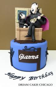 halloween themed birthday cake hotel transylvania cake by dream cakes chicago birthday cakes