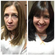 hairstyle makeovers before and after makeovers kyle image consultants