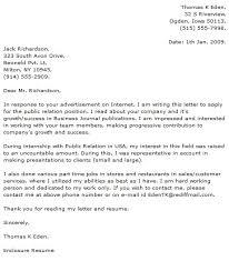 non profit organization cover letter non specific cover letter