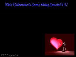 valentines day powerpoint presentation ppt slides with
