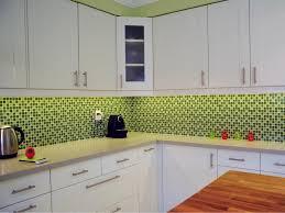kitchen backsplash subway tiles traditional green subway tile new home design