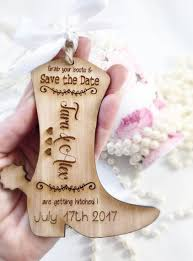 save the date country wedding cowboy western wedding save the