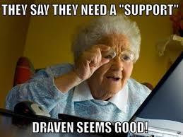 League Of Draven Meme - i promised a draven meme special league of legends official amino