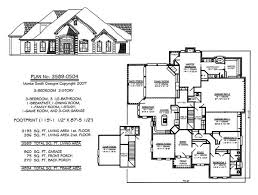 Three Bedroom House Three Bedroom House Two Stories And Story House Plan With Bedrooms
