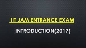 jam exam pattern 2016 iit jam entrance exam youtube